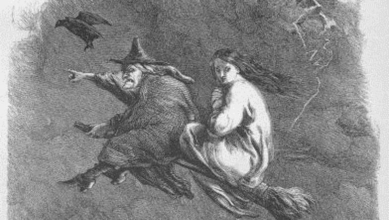 Sucesos Y Acusaciones De Cuando Las Brujas De Cuenca Elegían A Los Niños Ser Cuenca Hoy Por Hoy Cuenca Cadena Ser