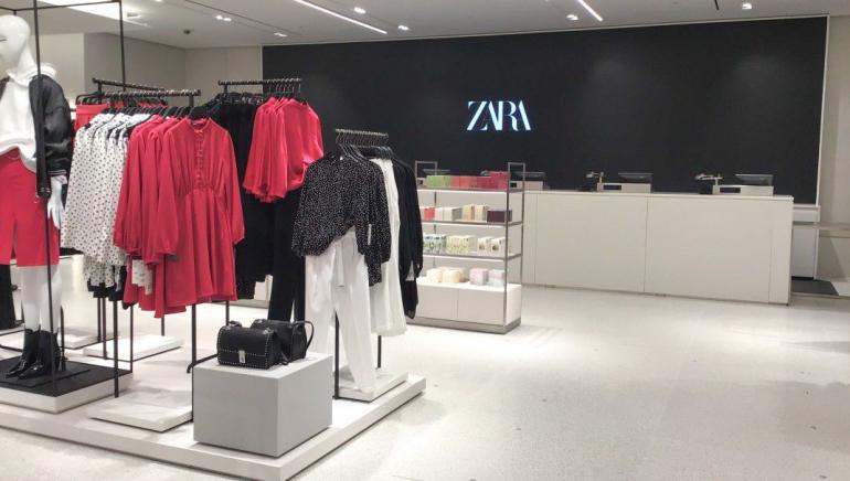f0da09099 Zara echa el cierre en el centro de Algeciras: Zara echa el cierre ...
