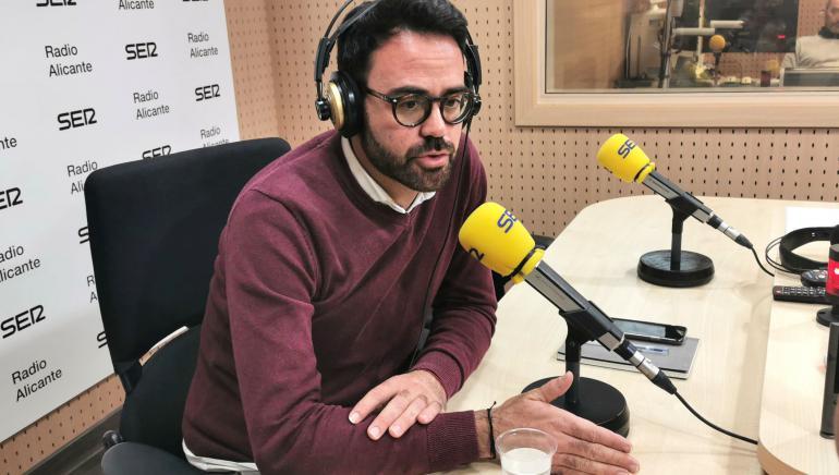 Escuchar audio / Entrevista Hoy por Hoy Alicante Adrián Santos concejal Urbanismo