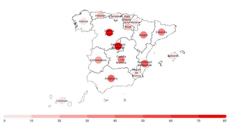 Dramática situación de los mayores: al menos 397 ancianos ingresados en residencias han muerto por COVID-19