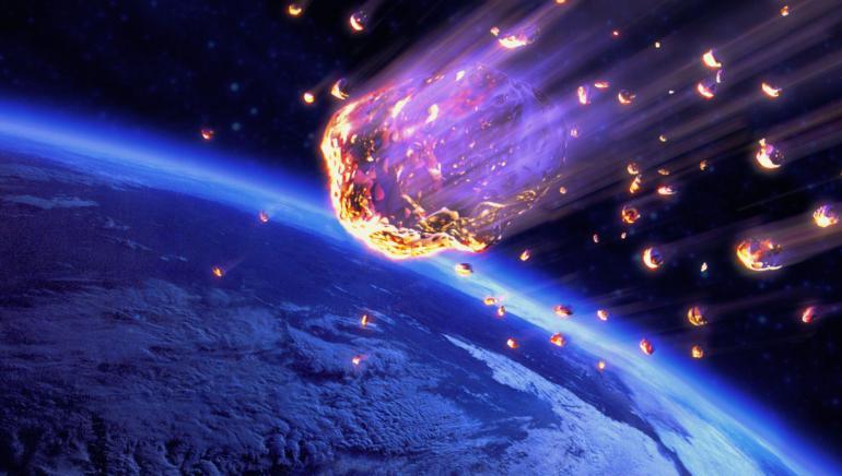 Nuevo meteorito caerá en la tierra en julio