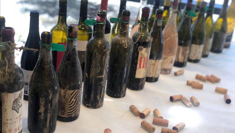Escuchar audio / Cayetano Sánchez Butrón, CEO de Bodega Submarina del Mediterráneo, en Hoy por Hoy Alicante: «Bienvenidos al mundo del vino submarino»