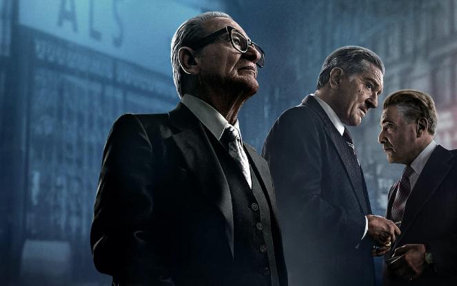 Escuchar audio / 'El Irlandés' (Martin Scorsese)