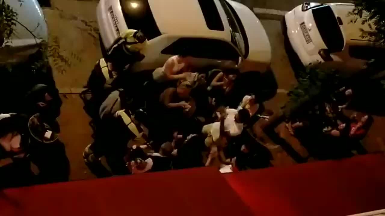 Ver vídeo / Los vecinos de El Romeral denuncian otra noche de fiesta sin descanso