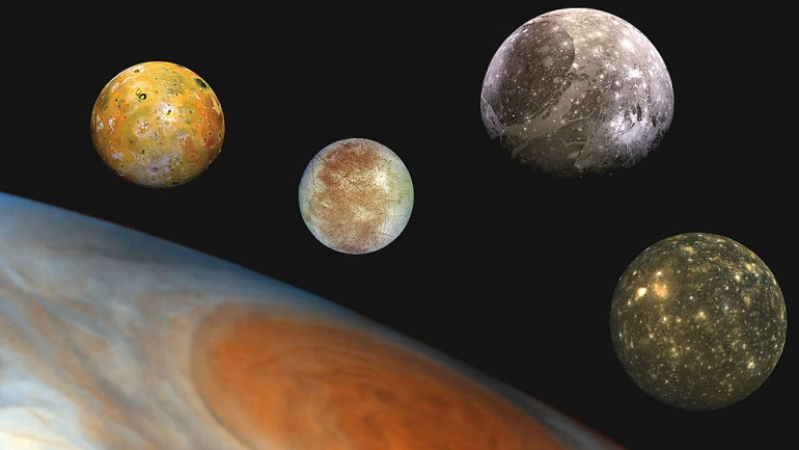 Acontece que no es poco | Galileo descubre los satélites de Júpiter