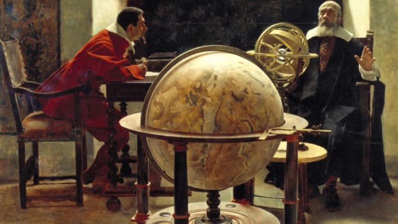 Acontece que no es poco | Muere Galileo