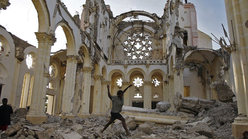 Acontece que no es poco | Diez años del terremoto de Haití