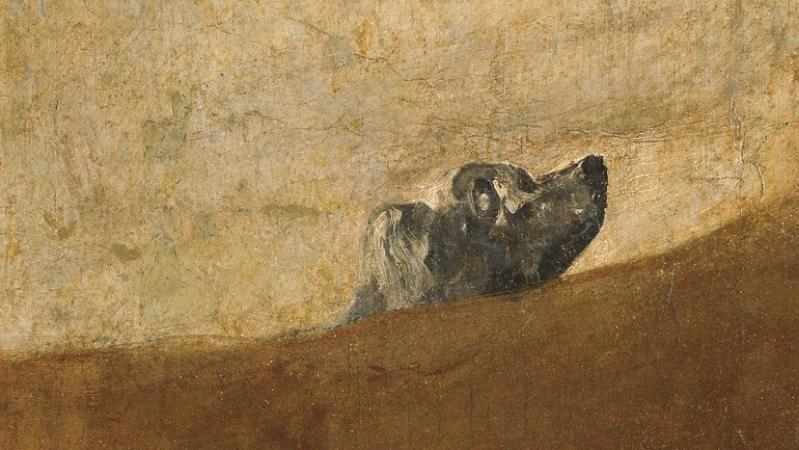 Acontece que no es poco | Goya se muda a la Quinta del Sordo