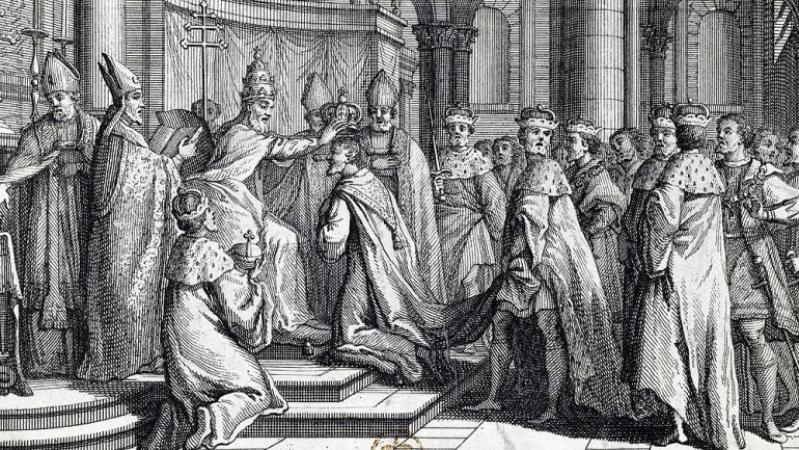 Acontece que no es poco | La coronación de Carlos V (II)