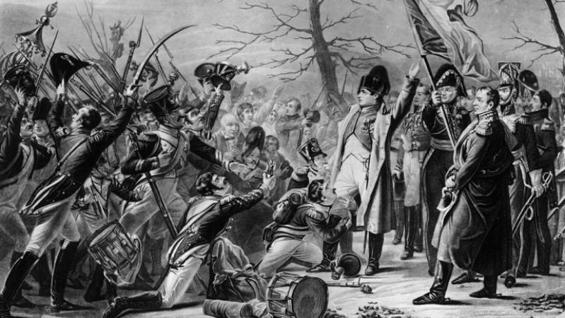 Acontece que no es poco | Napoleón huye de Elba