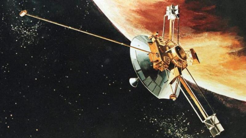Acontece que no es poco | Lanzamiento Pioneer 10