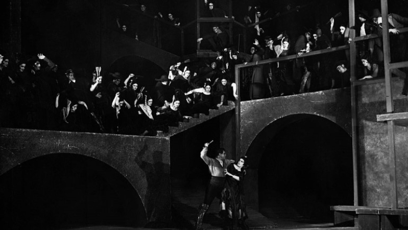 Acontece que no es poco | Estreno de 'Carmen' en París