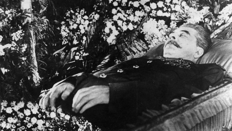 Acontece que no es poco | La muerte de Stalin