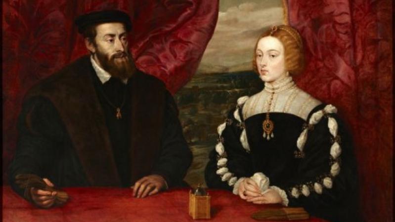 Acontece que no es poco | La boda de Carlos V