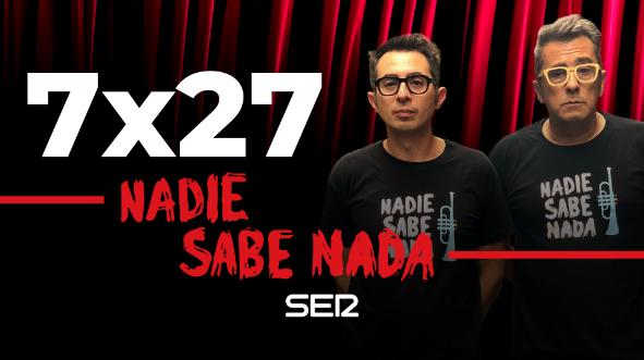 Nadie Sabe Nada: Como pollito buscando gusano (14/03/2020)
