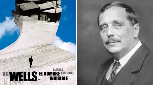 Un libro una hora: El hombre invisible (15/03/2020)