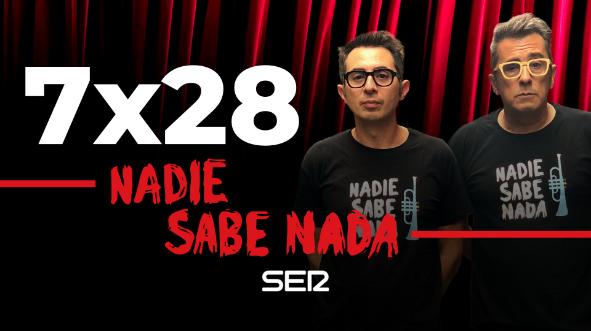 Nadie Sabe Nada: Con Andreu Buenafuente, Berto Romero y Andreu Buenafuente (21/03/2020)