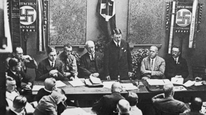 Acontece que no es poco | Nace el partido nazi