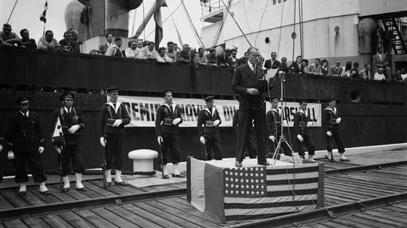¿Sería posible el Plan Marshall 72 años después?