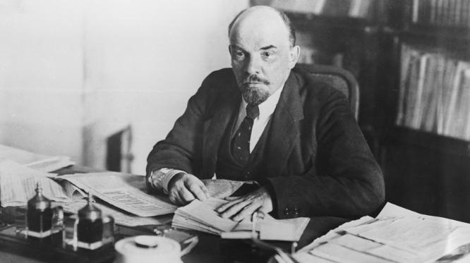 Sucedió una Noche: Paulette Goddard y Lenin (19/04/2020)