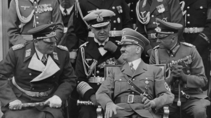 Acontece que no es poco | Nace Hitler
