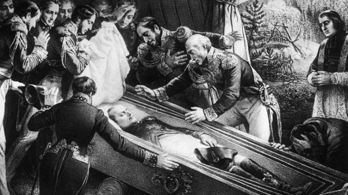 Acontece que no es poco | Muere Napoleón (1ª parte)