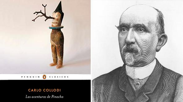 Un libro una hora: Las aventuras de Pinocho (10/05/2020)