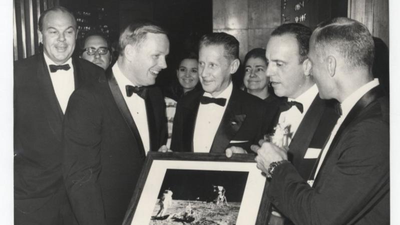 Acontece que no es poco | Armstrong, Aldrin, Collins y Franco