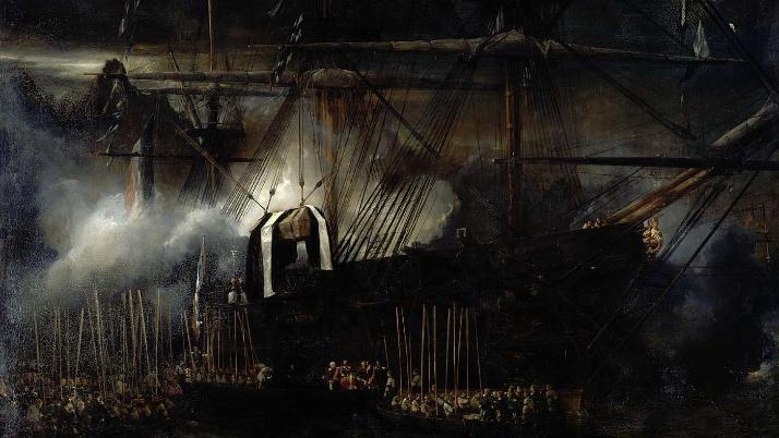 Acontece que no es poco | Exhumación de Napoleón