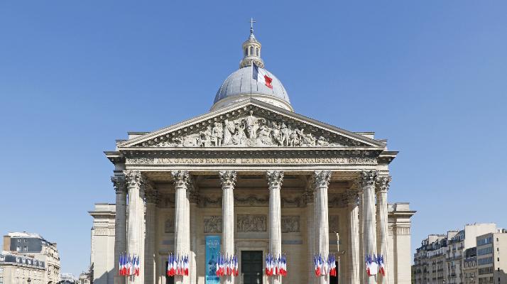 Acontece que no es poco | Panteón de París