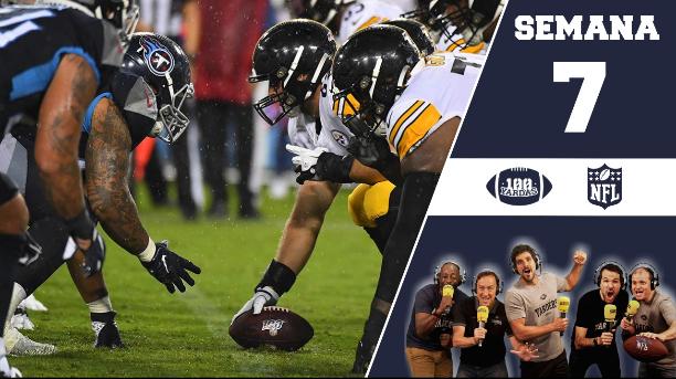 PREVIO SEMANA 7 NFL | Los invictos a prueba y los partidazos que tenemos por delante