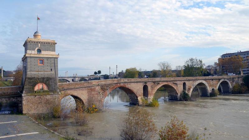 Acontece que no es poco | La Batalla de Puente Milvio