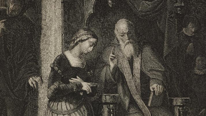 Acontece que no es poco | El confesionario (y San Carlos Borromeo)