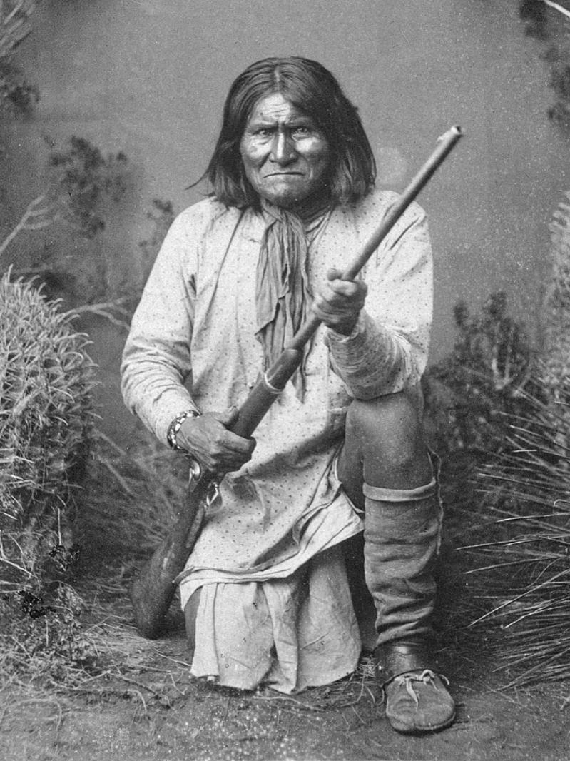 SER Historia: El indio Gerónimo (22/11/2020)