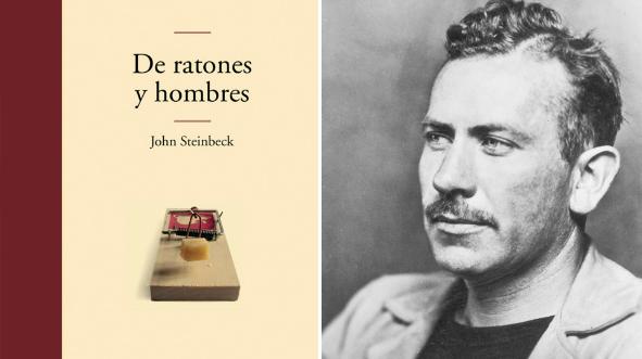 Un libro una hora: De ratones y hombres - John Steinbeck (29/11/2020)