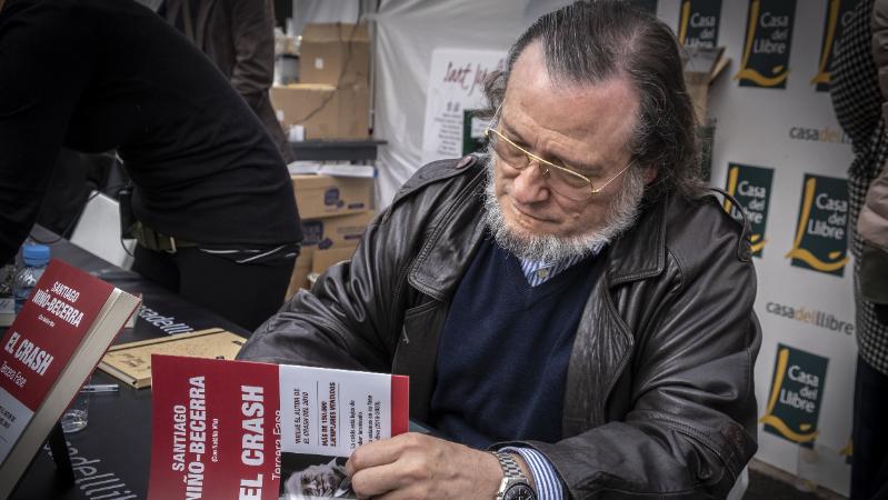 """Santiago Niño-Becerra: """"Nos estamos dando cuenta de que España es un país pobre"""""""