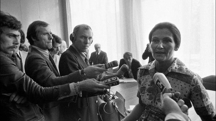 Acontece que no es poco | El ingreso de Simone Veil (no Weil) en el panteón francés