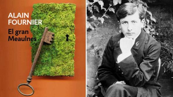 Un libro una hora: El gran Meaulnes - Alain Fournier (06/12/2020)