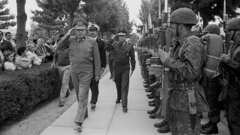 Casca Pinochet