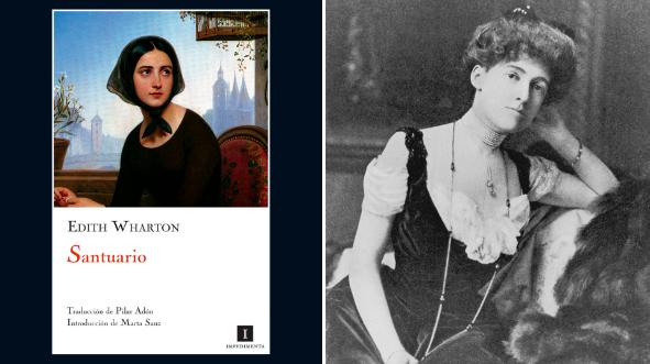 Un libro una hora: Santuario - Edith Wharton (13/12/2020)