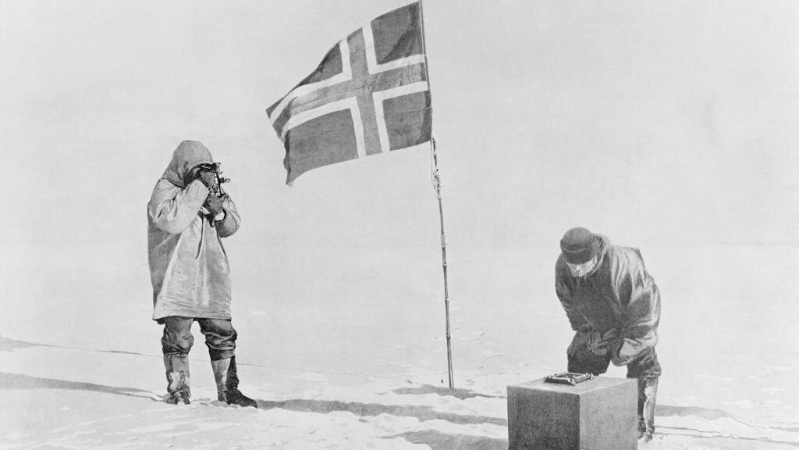Acontece que no es poco | El triunfo de Amundsen