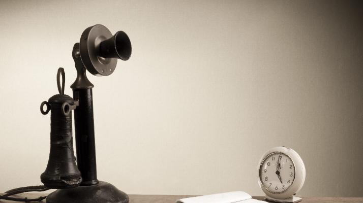 Acontece que no es poco | Primera conversación telefónica en España