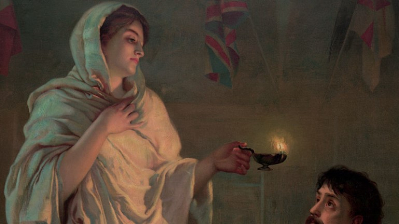 Acontece que no es poco | Bicentenario Florence Nightingale