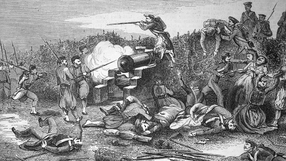 Acontece que no es poco | Guerra de Crimea (Mayo 1853 – Marzo 1856)