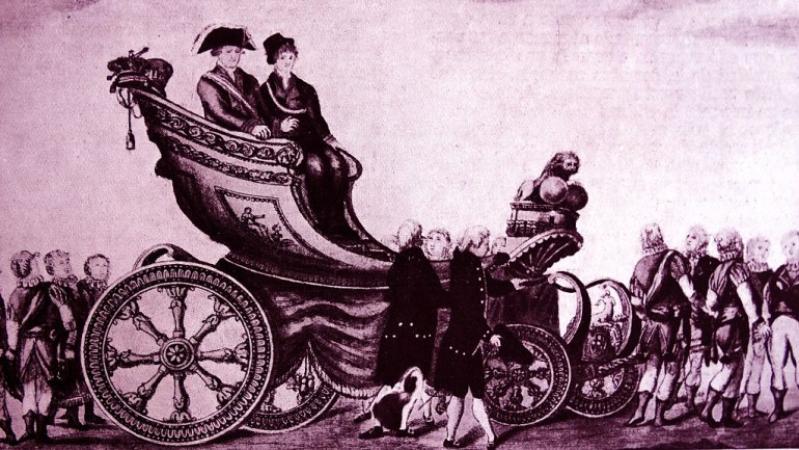 Acontece que no es poco | Carlos IV cambia de exilio