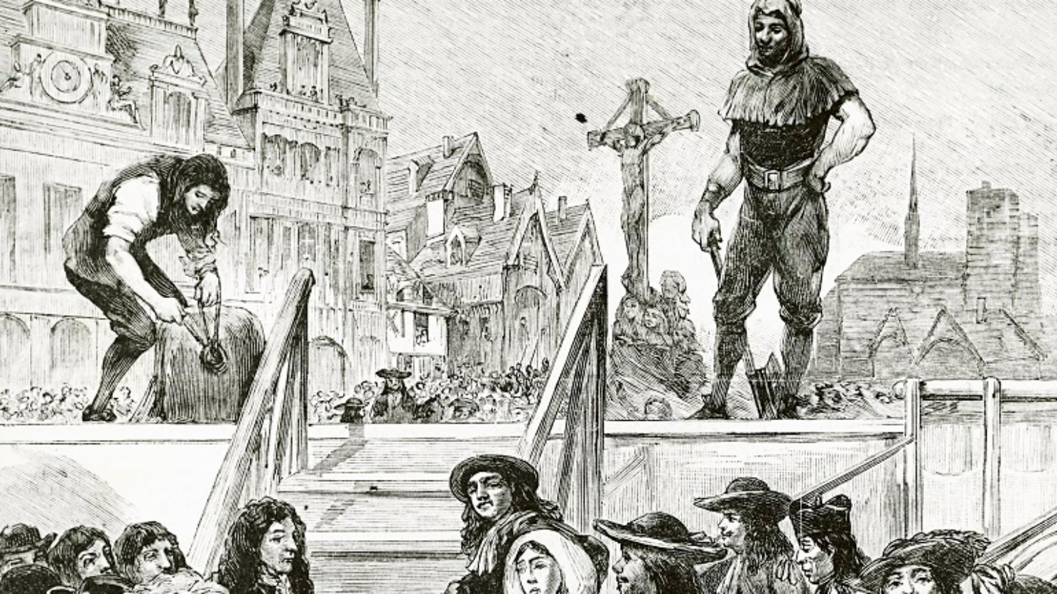 Acontece que no es poco | Ejecutado el asesino de Enrique IV de Francia