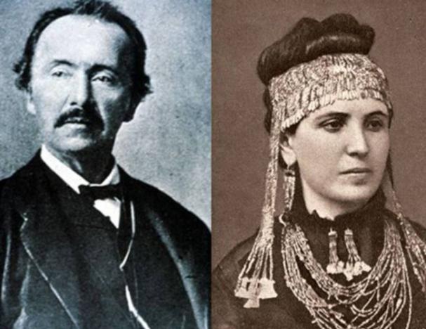 Heinrich Schliemann, descubridor de Troya   Actualidad   Cadena SER