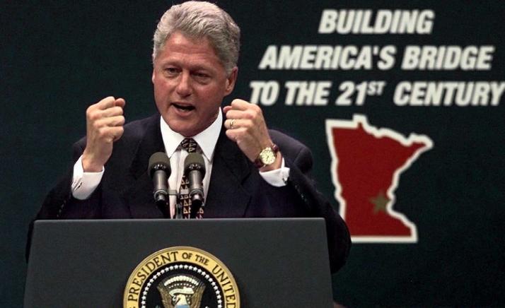 Capítulo 12: Clinton con facilidad