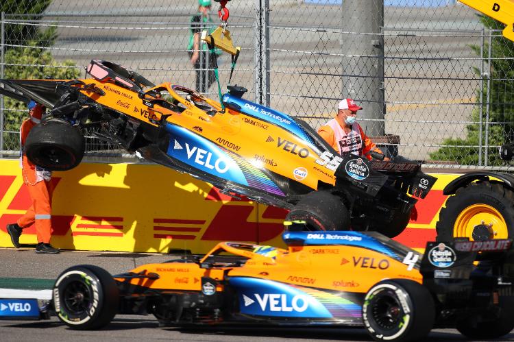 Analizamos todo lo ocurrido en el GP de Rusia con Ponseti y De la Rosa
