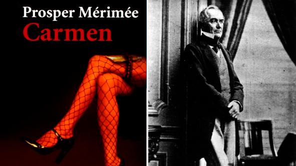 Un libro una hora: Carmen - Prosper Mérimée (03/01/2021)